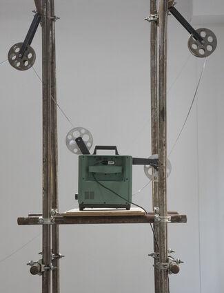 SENSITIVE MACHINES   by ANDRÉS DENEGRI, installation view