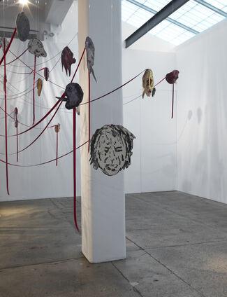 Maypole: Take No Prisoners, installation view