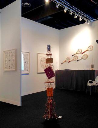 The Flat - Massimo Carasi at VOLTA NY 2015, installation view