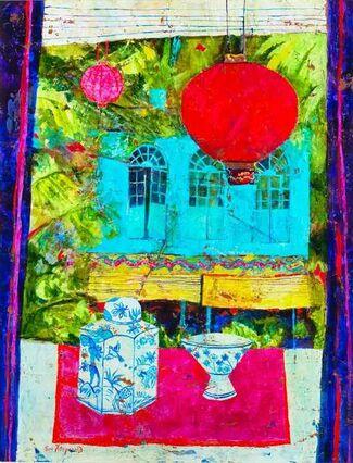 Sue Fitzgerald - Solo Exhibition, installation view