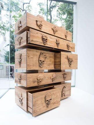 China Clean: ENRICO MARONE CINZANO solo exhibition, installation view