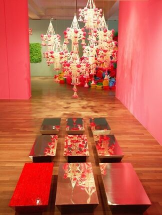 Vanessa Quang Gallery at Art Stage Singapore 2014, installation view