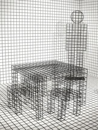 Patrick Parrish at Design Miami/ 2014, installation view