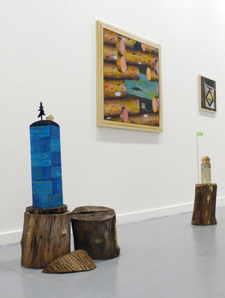 Tom Reed: everybody knows this is nowhere, installation view