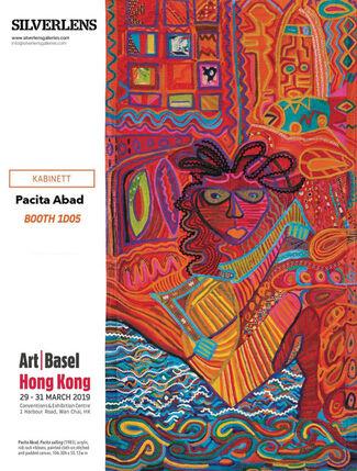 Pacita Abad Art Estate at Art Basel Hong Kong 2019, installation view