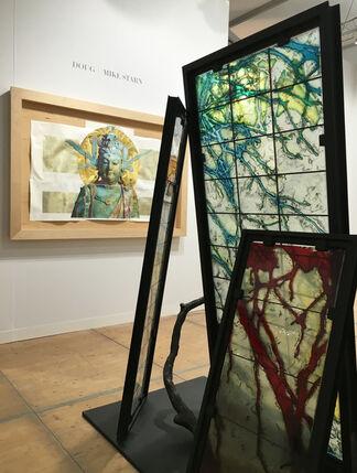 HackelBury Fine Art at Art Southampton 2016, installation view