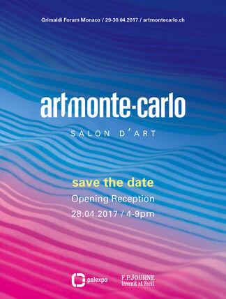 ABC-ARTE at artmonte-carlo 2017, installation view