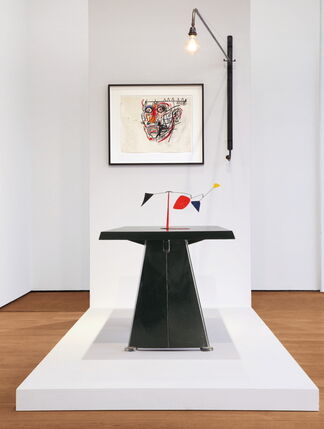 A Passion for Jean Prouvé, the Laurence & Patrick Seguin Collection, installation view