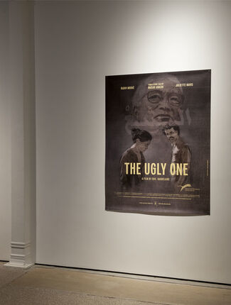 Eric Baudelaire - The Anabasis & The Ugly One, installation view