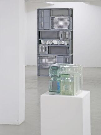 Michael Johansson : ALTERNATIVE READINGS (Letture alternative), installation view