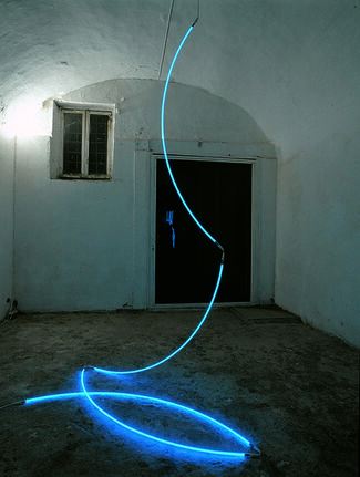 François Morellet - Tell rome morellet, installation view