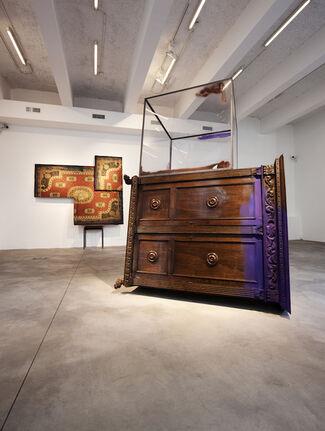 Sarah Braman: Lay Me Down, installation view