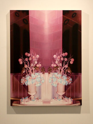 Patti Oleon: Elsewhere, installation view