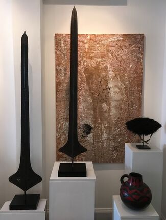 Bringing out the tribal, installation view