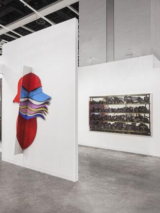 Simon Lee Gallery at Art Basel in Hong Kong 2018, installation view