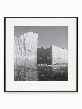 Lynn Davis: On Ice, installation view