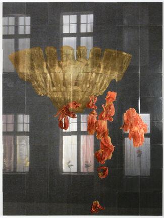 Henrik Urs Müller – from straight across, installation view