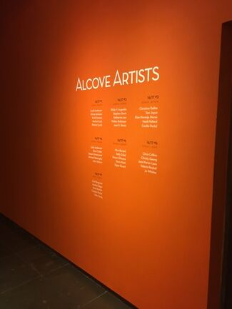 CIEL BERGMAN: ALCOVES at the New Mexico Museum of Art, installation view
