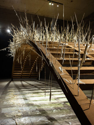 How and Why 奈何, installation view