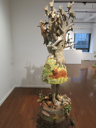 Kathy Ruttenberg, Fired Ice: Works from the Ends of the Earth, installation view