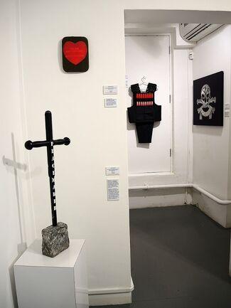 M*A*S*H*E*D By War Boutique, installation view