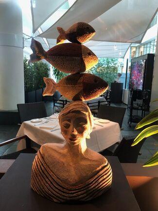 Bistango Winter Show, installation view