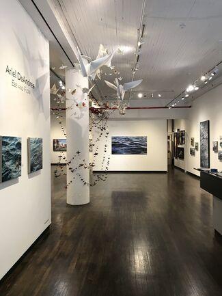Ariel DeAndrea - Ebb and Flow, installation view