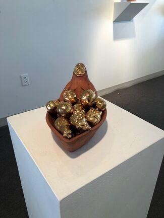Natalia Arbelaez, April D. Felipe, and Beth Lo: A Cultural Narrative, installation view