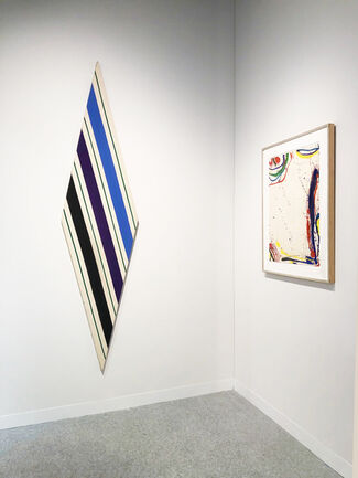 Leslie Feely at The Armory Show 2019, installation view