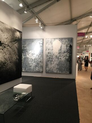 DIALECTO Gallery at CONTEXT Art Miami 2016, installation view
