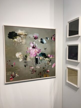 Muriel Guépin Gallery at Art on Paper 2020, installation view