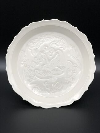 HAKUJI: The Japanese Art of Pure White Porcelain, installation view