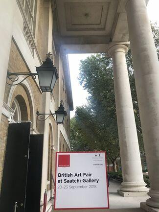 British Art Fair, installation view