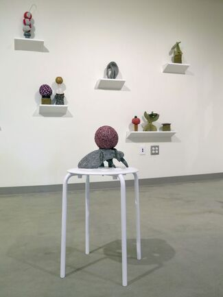 Go For Sweets and Come Back, installation view