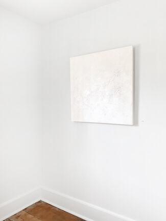 Jacqueline Ferrante: White Paintings, installation view