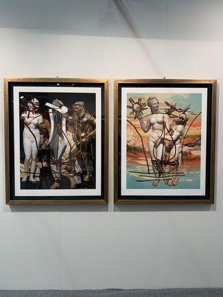 EF ARTE at Arte Genova 2020, installation view