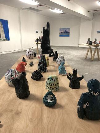 Rudy Shepherd: Calling all Gods, installation view