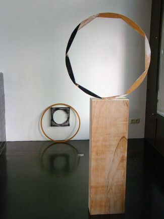 Shape and Form - Solo exhibition paintings and installations - Giel Louws (NL), installation view