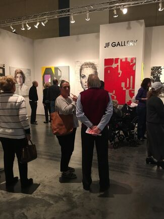 JF Gallery at Art Palm Beach 2016, installation view