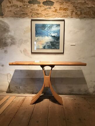 NORTH Janette Kerr PhD Hon RSA PPRWA new works from Shetland to Svalbard, installation view