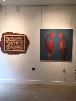 J.T. Kirkland and Brian Williams : New Language, installation view