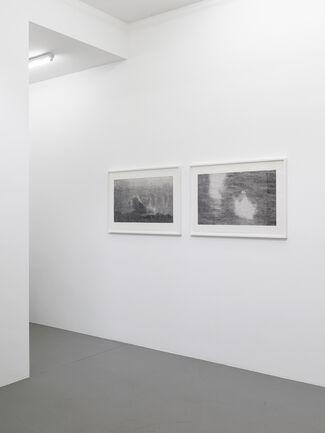 Christiane Baumgartner | Licht-Bilder, installation view