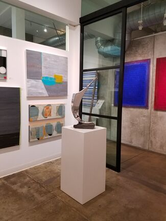 Pop Futurism and Abstraction, installation view