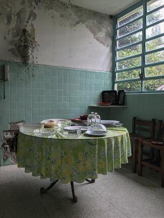 Testigos del desarraigo  (2018), installation view