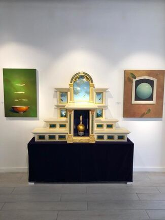 Jeff Faust, installation view