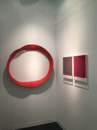 Lucia Mendoza at CONTEXT New York 2017, installation view