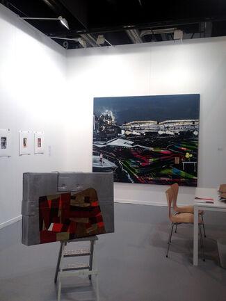 Moisés Pérez De Albéniz at ARCO Madrid 2014, installation view