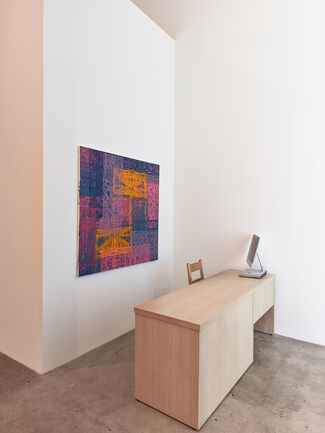 WAY OUT NOW, installation view