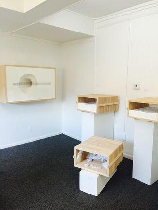 Scott Hazard: Memory Gardens, installation view