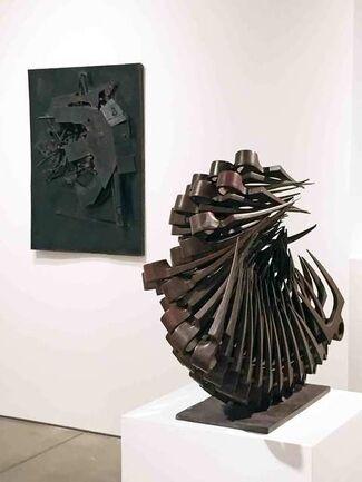 Arman and César, installation view